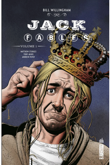 Jack of Fables Tome 1