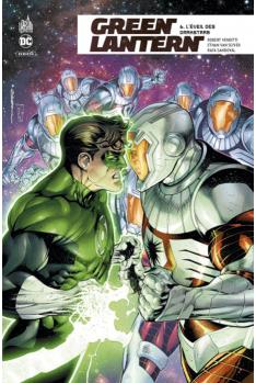 Green Lantern Rebirth Tome 6