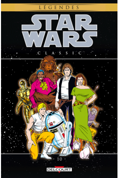 STAR WARS CLASSIC Tome 10