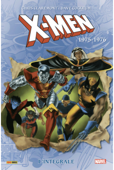 X-MEN L'INTEGRALE 1975-1976 NED