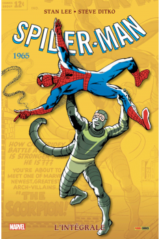 AMAZING SPIDER-MAN L'INTEGRALE 1965 (NED)