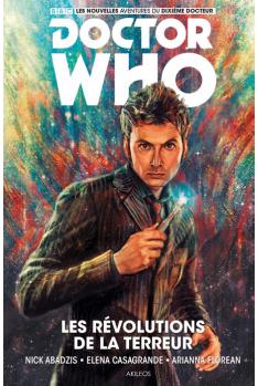 Doctor Who - Le 10e Docteur Tome 1