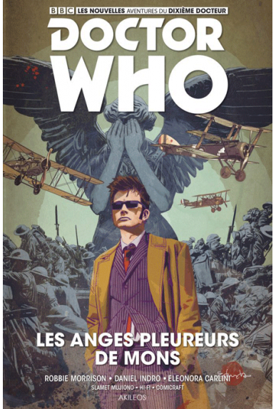 Doctor Who - Le 10e Docteur Tome 2