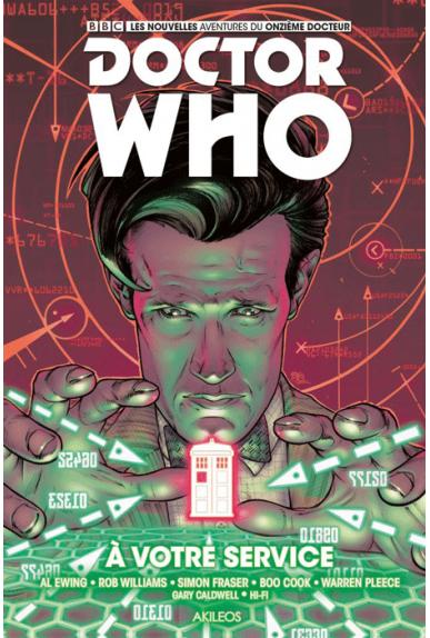 Doctor Who - Le 11e Docteur Tome 2