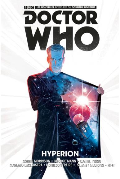 Doctor Who - Le 12e Docteur Tome 3