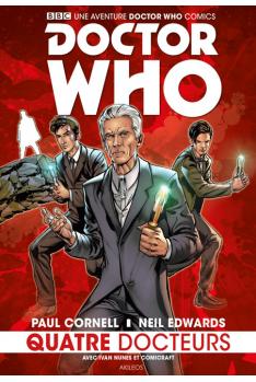 Doctor Who - Quatre Docteurs