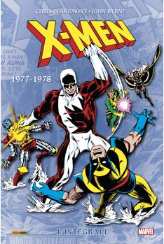 X-MEN L'INTEGRALE 1977-1978 NED
