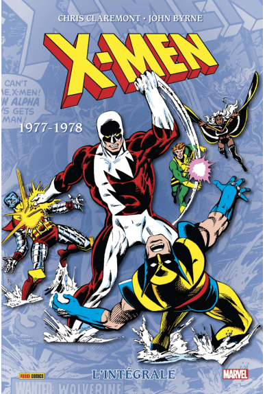 X-MEN L'INTEGRALE 1977-1978 NED