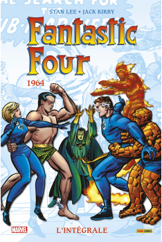 FANTASTIC FOUR L'INTEGRALE 1964 (NED)