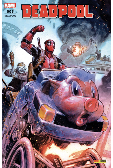 Deadpool 8 - Fresh Start
