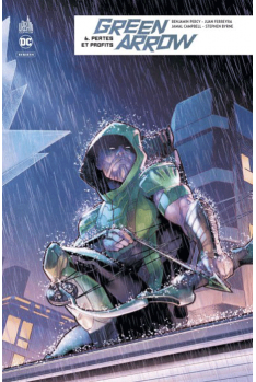 GREEN ARROW REBIRTH TOME 6