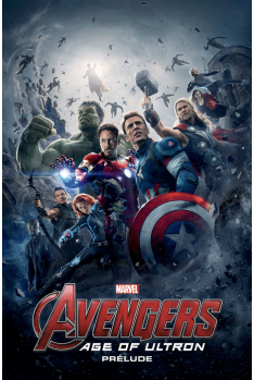 Marvel Cinematic Universe : Age of Ultron
