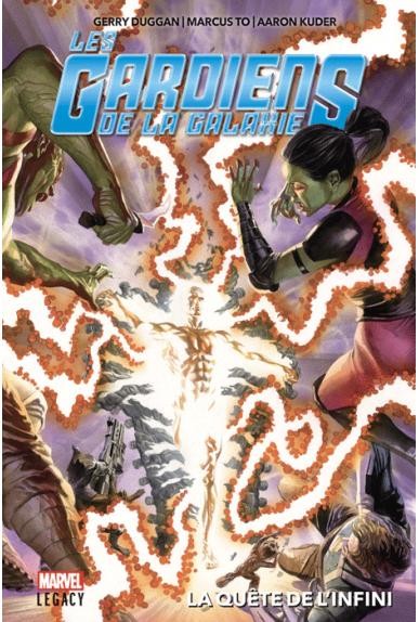 Les Gardiens de la Galaxie - Marvel Legacy