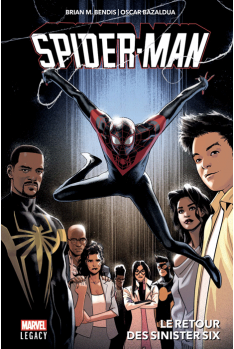 Spider-Man - Marvel Legacy