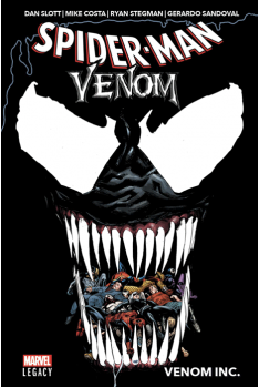 Spider-man/Venom : Venom Inc. - Marvel Legacy