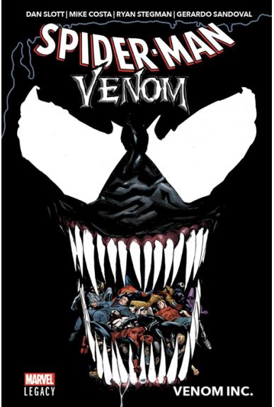 Spider-man/Venom : Venom Inc. - Marvel Legacy