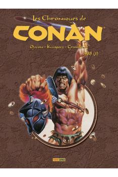 CHRONIQUES DE CONAN 1988 (I)