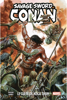 The Savage Sword of Conan Tome 1