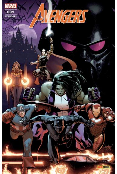 Avengers 9 - Fresh Start