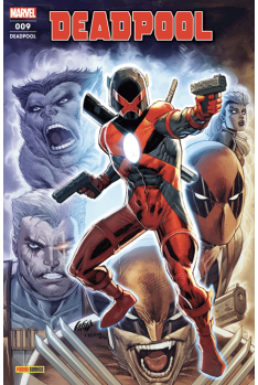 Deadpool 9 - Fresh Start