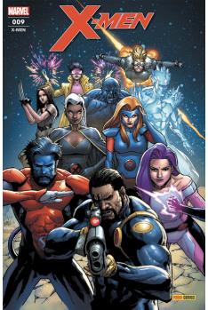 X-Men 9 - Fresh Start