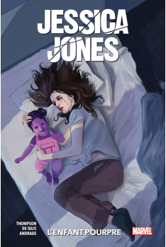 Jessica Jones : La fille pourpre