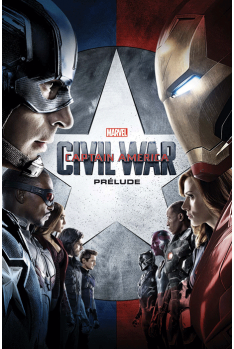Marvel Cinematic Universe : Captain America - Civil War
