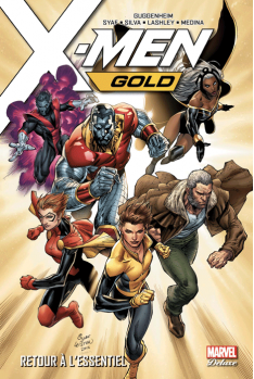 X-Men Resurrexion : Gold tome 1