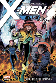 X-Men Resurrexion : Blue tome 1