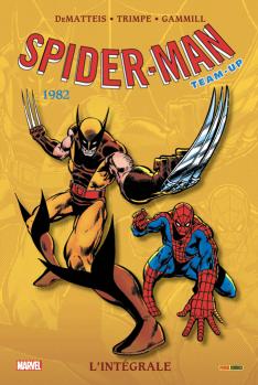 SPIDER-MAN TEAM UP L'INTEGRALE 1982