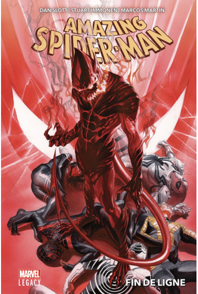 Amazing Spider-man Tome 2 - Marvel Legacy