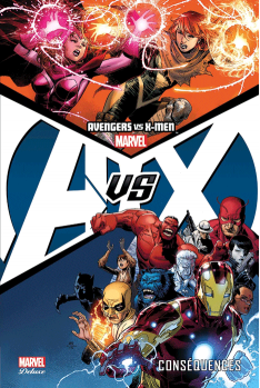 Avengers VS X-Men : Conséquences