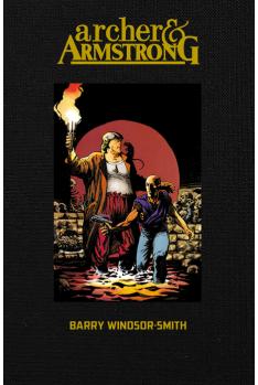 ARCHER & ARMSTRONG par Barry Windsor-Smith Collector