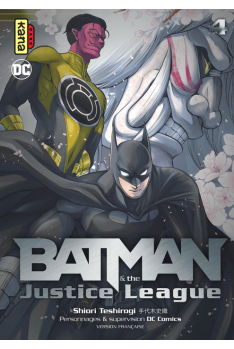 BATMAN & LA JUSTICE LEAGUE TOME 4