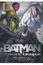 BATMAN & LA JUSTICE LEAGUE TOME 4