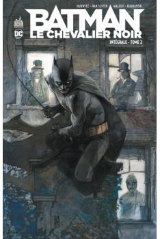 Batman Le Chevalier Noir Intégrale Tome 2