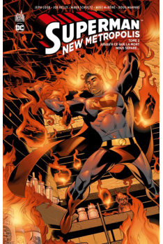Superman : New Metropolis Tome 2
