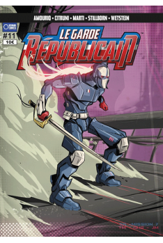 Le Garde Républicain 11 B