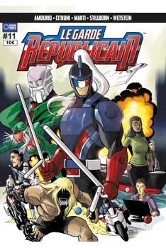 Le Garde Républicain 11 A
