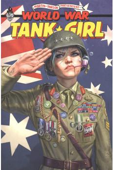 World War : Tank Girl