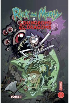 Rick & Morty VS Donjons & Dragons