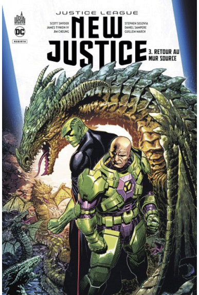 New Justice Tome 3