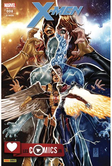 X-Men 8 - Fresh Start