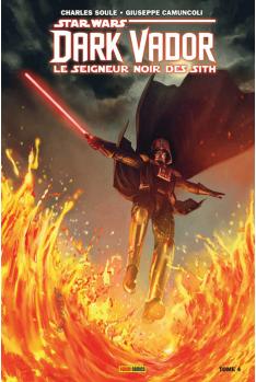 DARK VADOR - Le Seigneur Noir des Sith tome 4