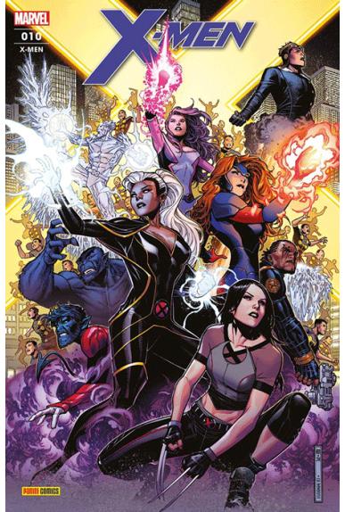 X-Men 10 - Fresh Start