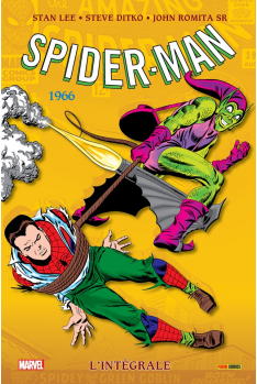AMAZING SPIDER-MAN L'INTEGRALE 1965 (NED)