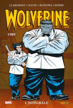 Wolverine L'intégrale 1989 NED