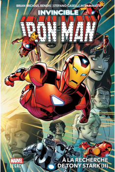 Iron Man Tome 2 - Marvel Legacy