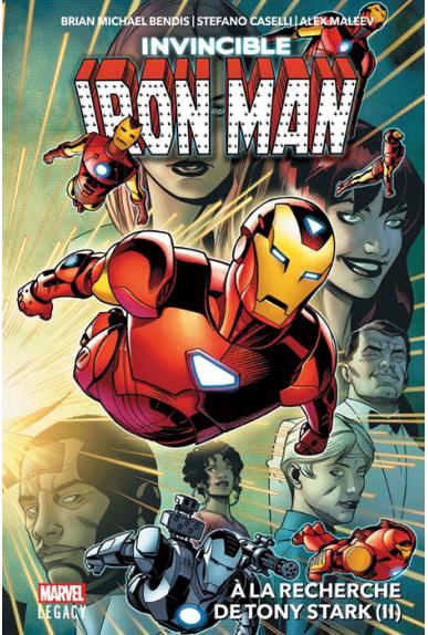 Iron Man Tome 2 - Marvel Legacy