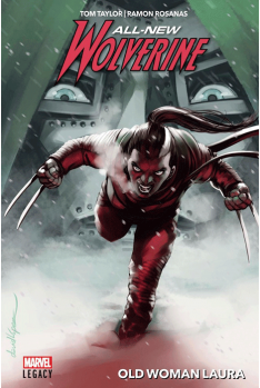 All New Wolverine Tome 2 - Marvel Legacy